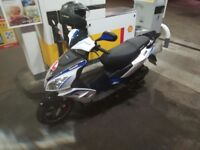 Lexmoto 125cc for Sale. Low Mileage. Great condition!