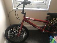 Used boys Scar bike for sale