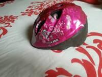 Baby girl helmet