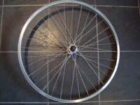 26 inch mountain bike wheel weinmann rim - Uk delivery + Paypal