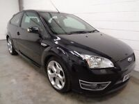 FORD FOCUS ST2 , 2006/56 REG , ONLY 62000 MILES + HISTORY , LONG MOT , FINANCE AVAILABLE , WARRANTY