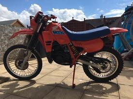 Honda mtx 125r motorcycle,motorbike.