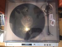 Sharp RP-30 Record Turntable / Deck