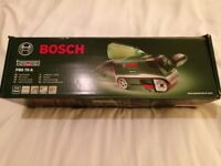 Bosch Belt Sander (PBS 75 A) Used once for Garage door. Excellent condition in original box