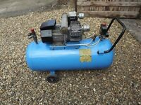 100ltr air compressor