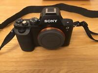 Sony A7 E-Mount Camera with Full Frame Sensor for sale