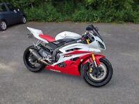 Yamaha r6 2007.1yrMOT.PERFECT BIKE