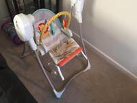Fisher price 3in1 Swing melody chair