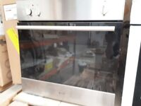Caple C2511SS SINGLE BUILT UNDER GAS OVEN EX DEMO DISPLAY. COLLECTION ONLY.
