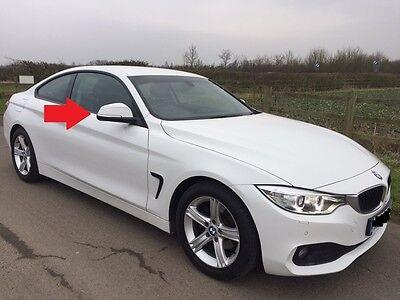 GLOSS WHITE WING MIRROR COVERS BMW 1/2/3/4 SERIES F20 F22 F23 F30 F32 F34 F36 X1