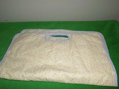 Bitty Baby Picnic Beach Fun Blanket Carry HTF Retired