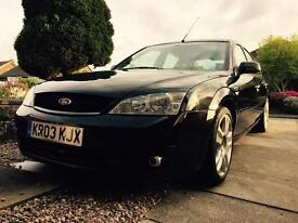 Ford mondeo duratec HE turbo charged