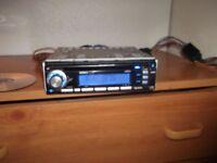 Car Radio/CD-Acoustic Solutions ICS-60 IN CAR CD HEAD UNIT WITH USB/SD/MMC