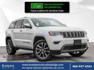 2018 Jeep Grand Cherokee LIMITED 4X4|PROXIMITY KEY|PANORAMIC ROO