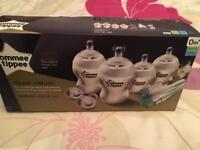 Brand New Tommee Tippee Newborn Starter set
