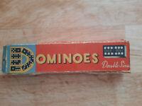 dominoes (vintage)