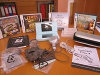 Nintendo DS Lite and Games/Accessories