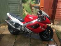 Yamaha thunderace 1000cc '96