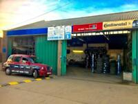 Xross Road Mobile tyre fitting