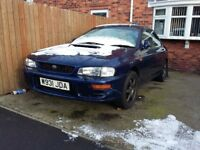 BARGAIN Subaru 2.0sport TURBO CONVERSION