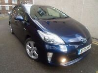 TOYOTA PRIUS T SPIRIT *** PCO UBER READY *** LOW MILEAGE *** ONLY 10,950 ***