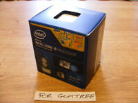 Intel 4670K sealed, new in box