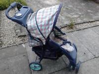 baby pushcair