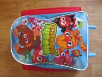Moshi Monster children's suitcase / cabin bag