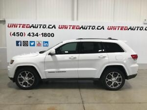 2018 Jeep Grand Cherokee LIMITED STERLING EDITION PANO ROOF NAV