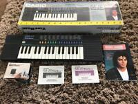 "Casio SA20 ""Micheal Jackson"" Electronic Tone Bank Keyboard"