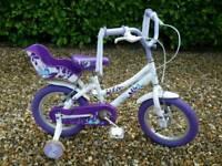 Girls bike - very good condition