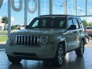 2008 Jeep Liberty Limited Edition CUIR GPS TOIT PANO TIRE 5000 L