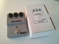 Foxrox Octron - analog octave up and down