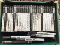 PlayStation 2 games, job lot of games. Ps2