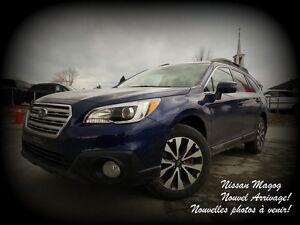 2015 Subaru Outback 3.6 R + LIMITED + TECH PACK + CRUISE ADAPTAT