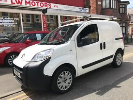 2013 Citroen nemo hdi enterprise 1 owner NO VAT. only 45k with full history