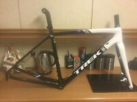 Trek Boone 6 series 2016 carbon 52 cm cx cross bike bicycle frame set