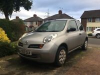 Nissan Micra S - VERY LOW MILEAGE