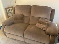 FREE TO A GOOD HOME. Recliner sofa
