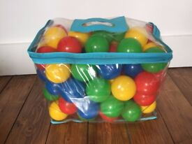 ELC playballs - great for ball pits or indoor games - from 9 months
