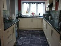 Complete Shaker style Kitchen including Double Oven, Hob, Extractor, Dishwasher