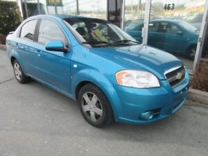 2008 Chevrolet Aveo AUTO WITH MOONROOF & KEYLESS ENTRY