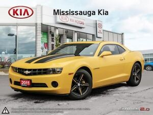 2011 Chevrolet Camaro 1LS MANUAL|KEYLESS|ALLOYS|DUAL EXHAUST