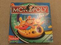 Monopoly Junior ..... great fun board game