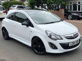 Vauxhall Corsa 1.2 Limited Edition 1 Lady Owner Full Service History