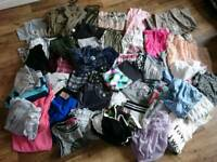 Ladies/girls clothes Bundle size 8