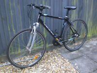 Bike, Viking Dimension 18 speed mountain bike, good working order