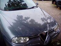 Alfa romero 156 nice car needs attention