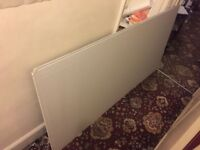 2x British Gypsum Taper edge plasterboard 1800x900