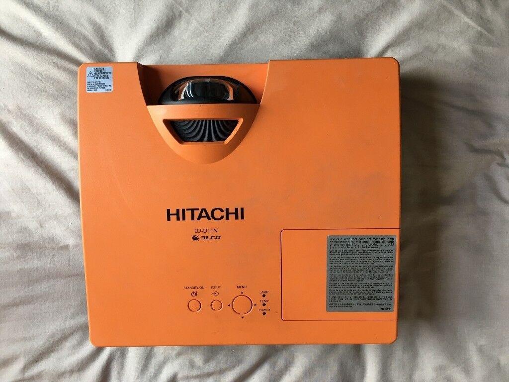 c9962da6e Hitachi ED-D11N Short Throw Projector USED